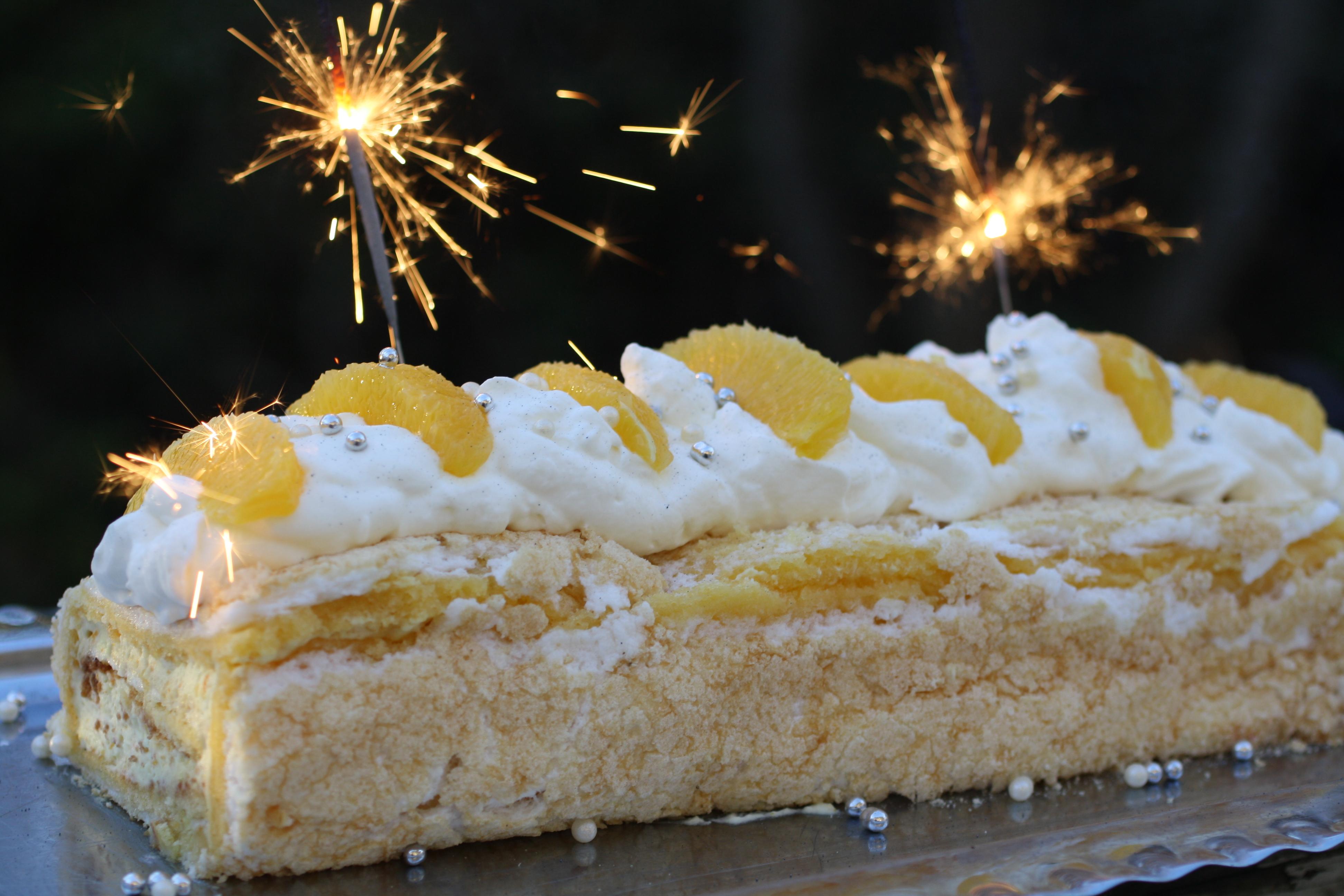 tårta utan vetemjöl